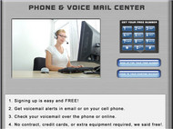 Voicemail Center screenshot